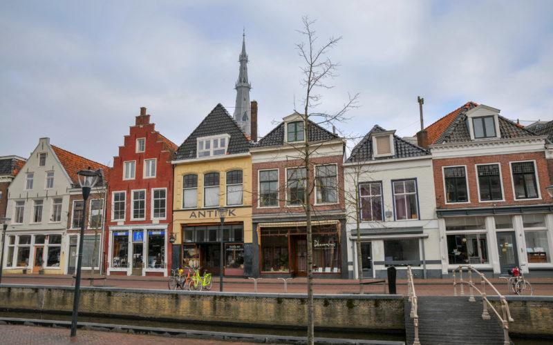Waar overnachten in Leeuwarden
