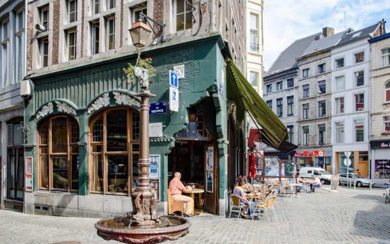 Waar overnachten in Luik