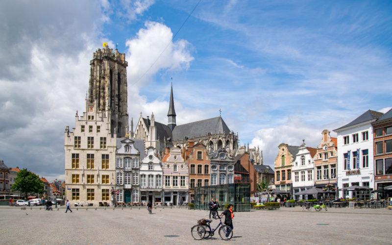 Waar overnachten in Mechelen