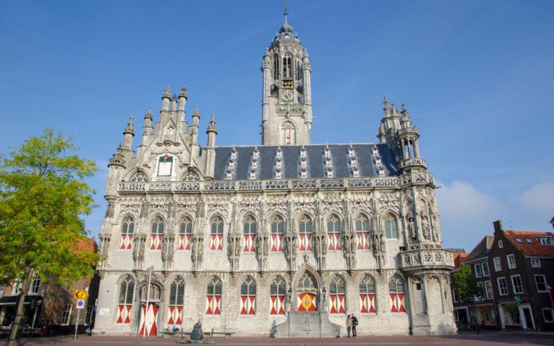Waar overnachten in Middelburg
