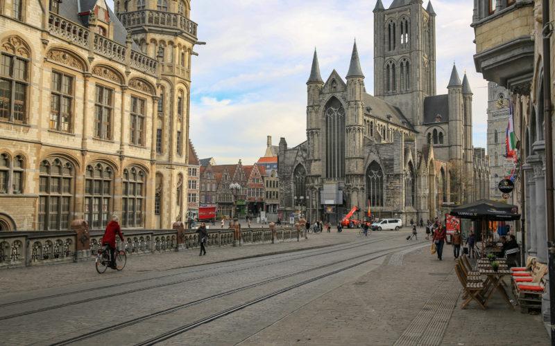 Waar overnachten in Gent