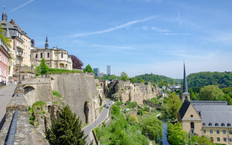 Waar overnachten in Luxemburg