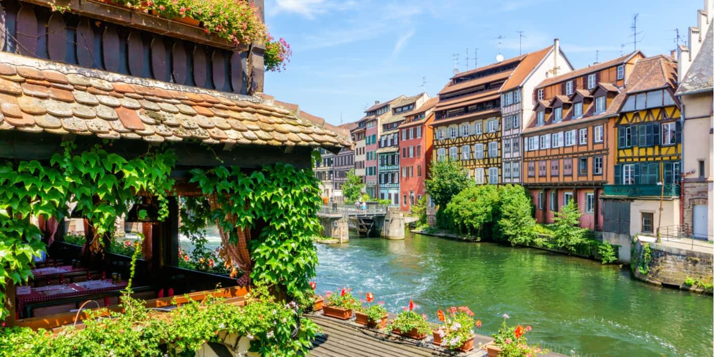Overnachten Petite France Straatsburg