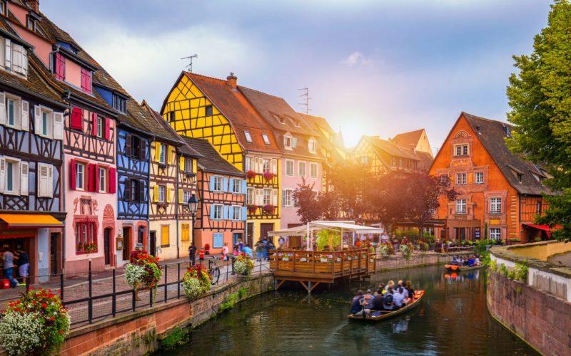 Waar overnachten in Colmar?