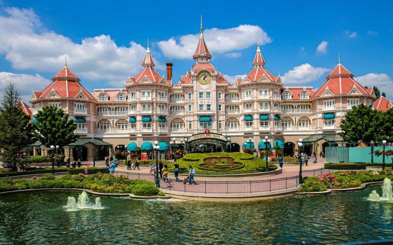Waar overnachten in Disneyland?