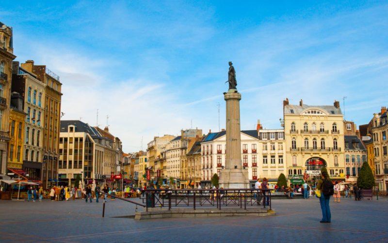 Waar overnachten in Lille?