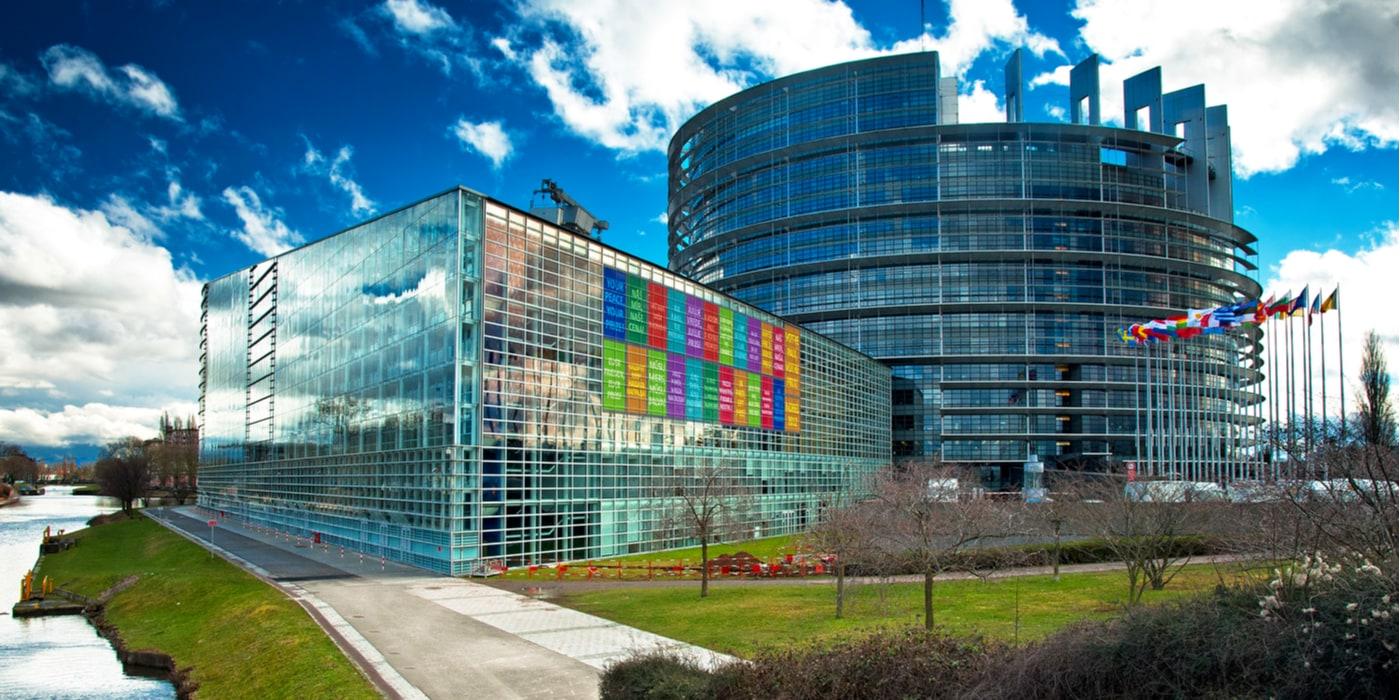 Hotel Europees Parlement STraatsburg