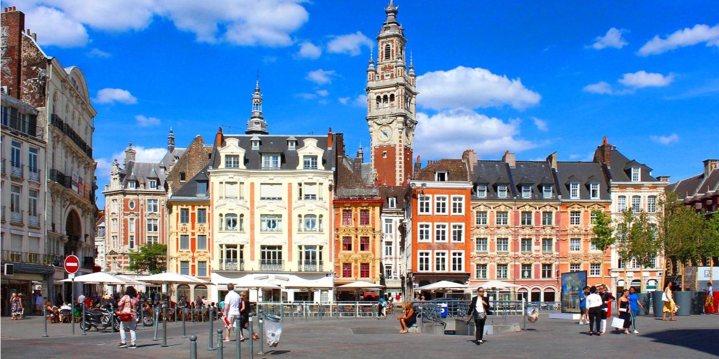 Hotel Lille Centrum