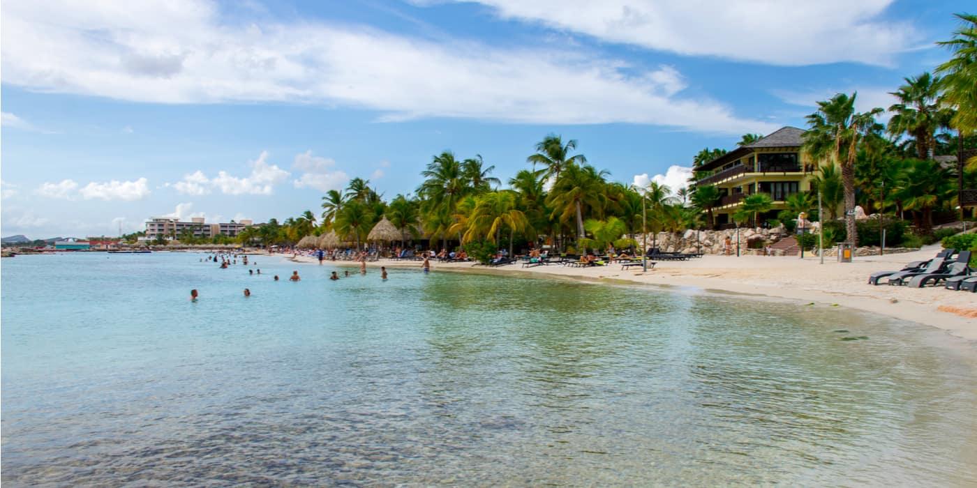 Overnachten in Mambo Beach Curacao