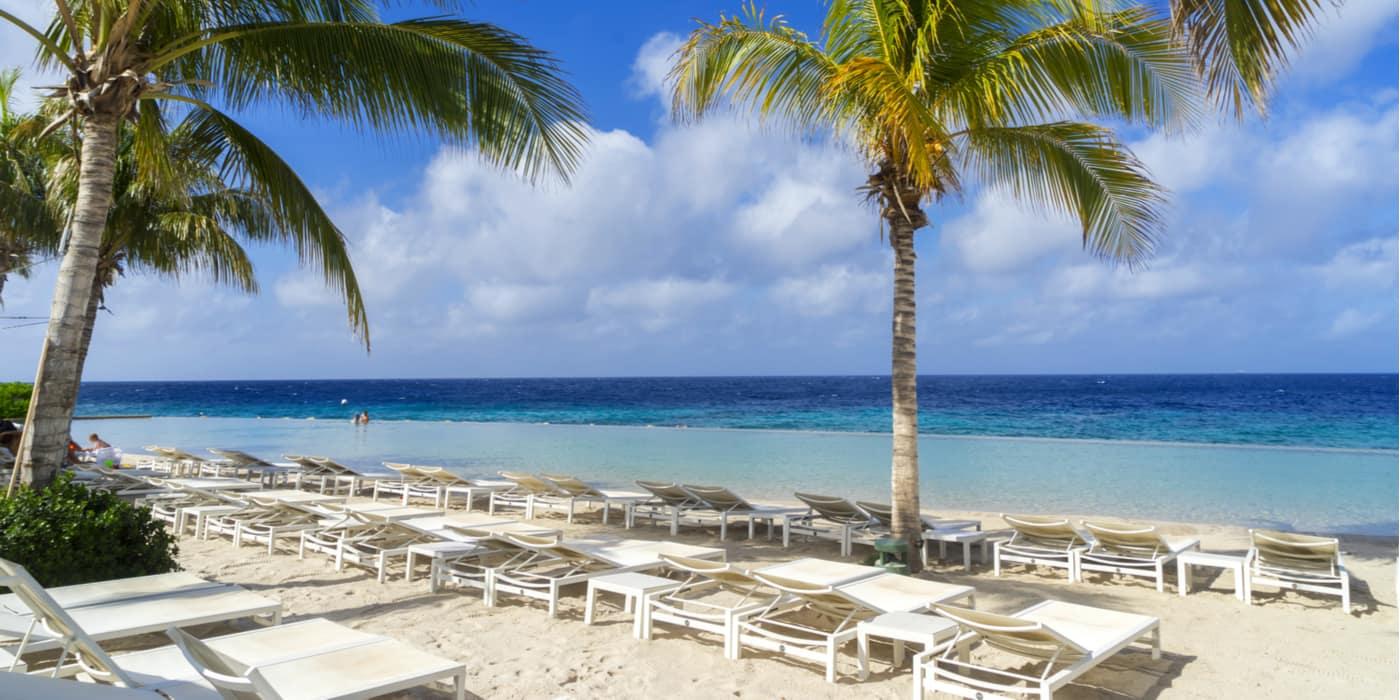 Waar overachten in Jan Thiel Curacao
