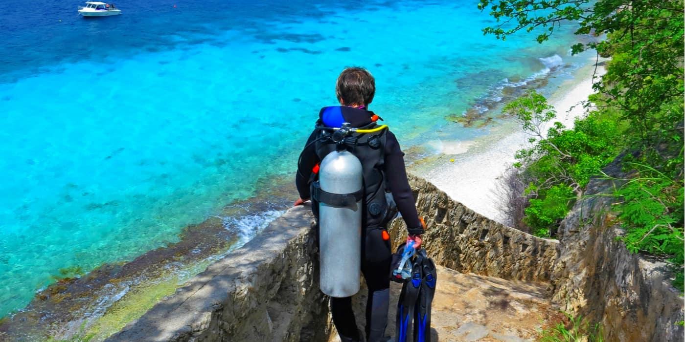 Waar overachten in Lac Bay Bonaire