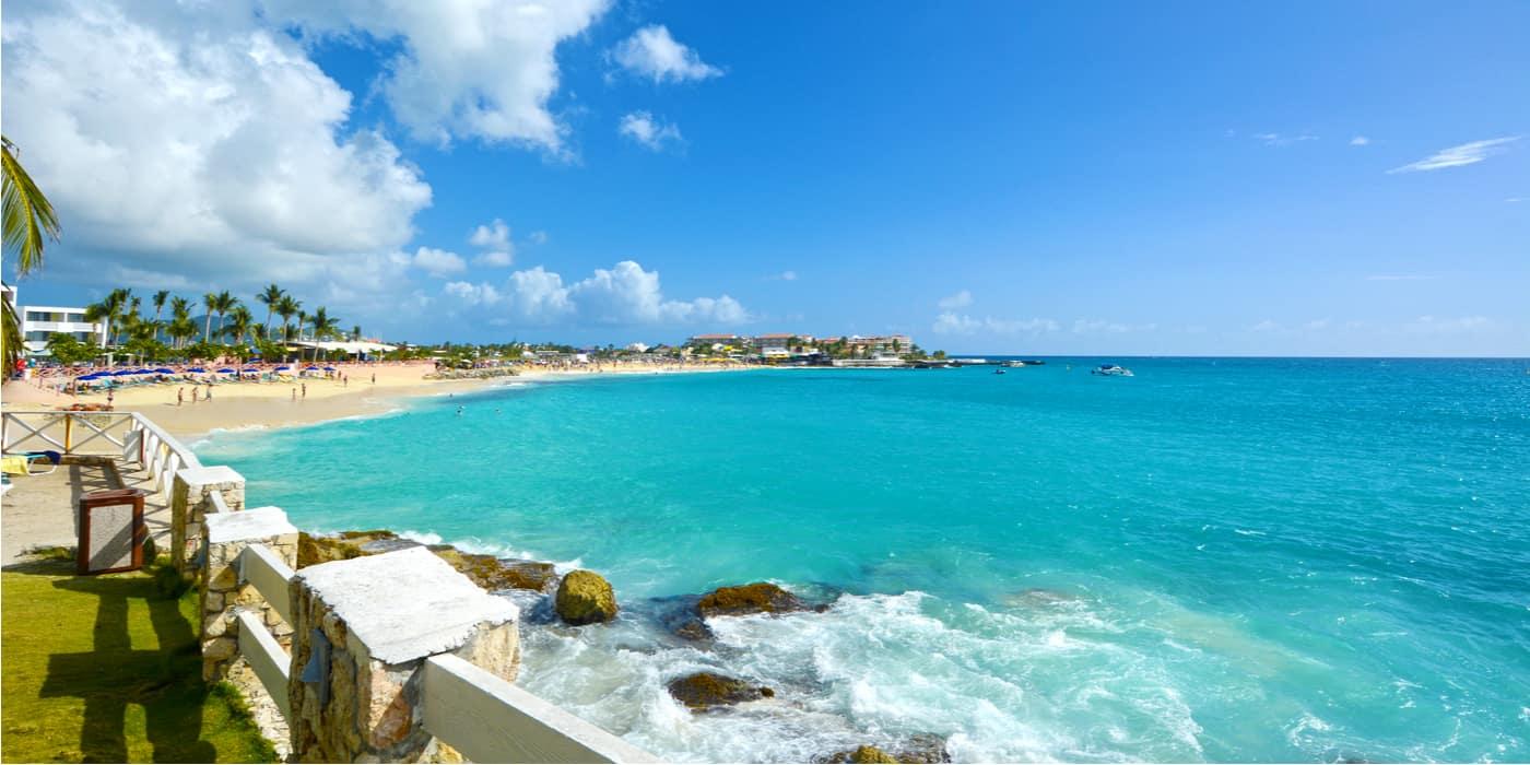 Waar overachten in SimpsonBay Sint Maarten