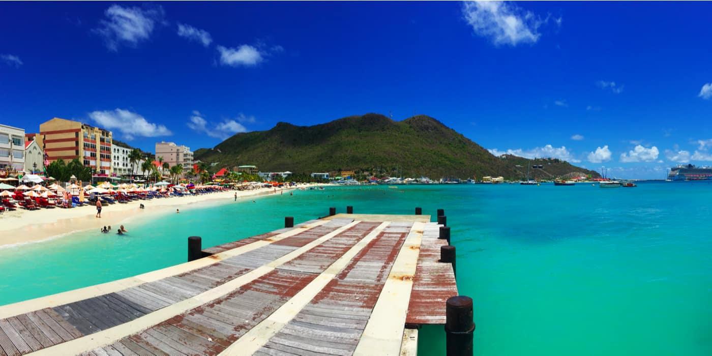 Waar overnachten op Sint Maarten