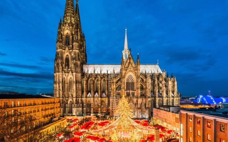 Kerstmarkt Keulen Duitsland