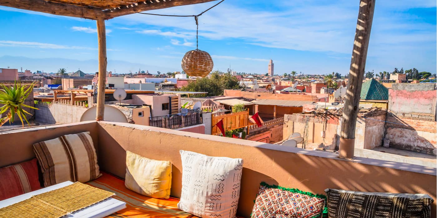 Marrakech is een koningsstad