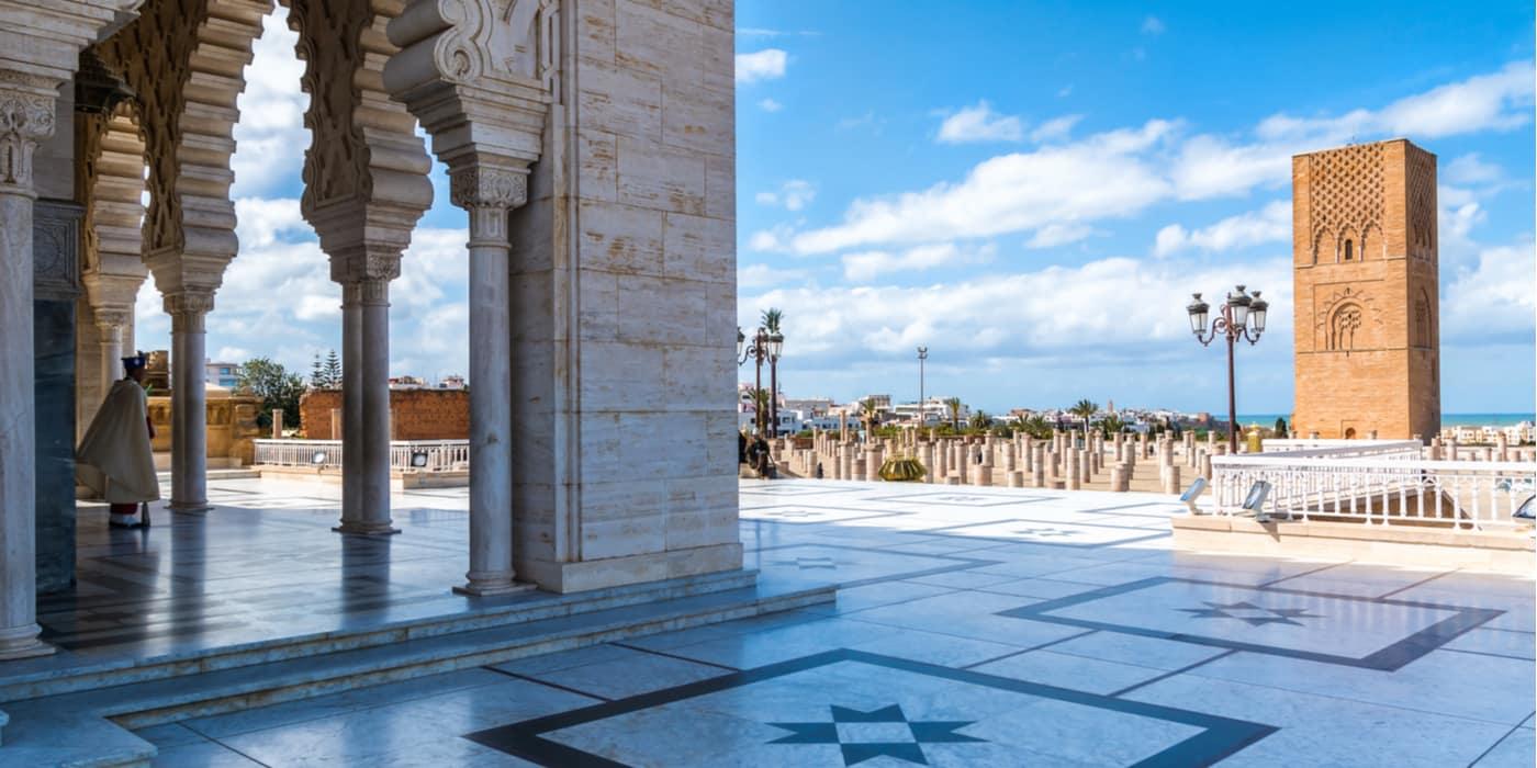 Rabat is ook een koningsstad