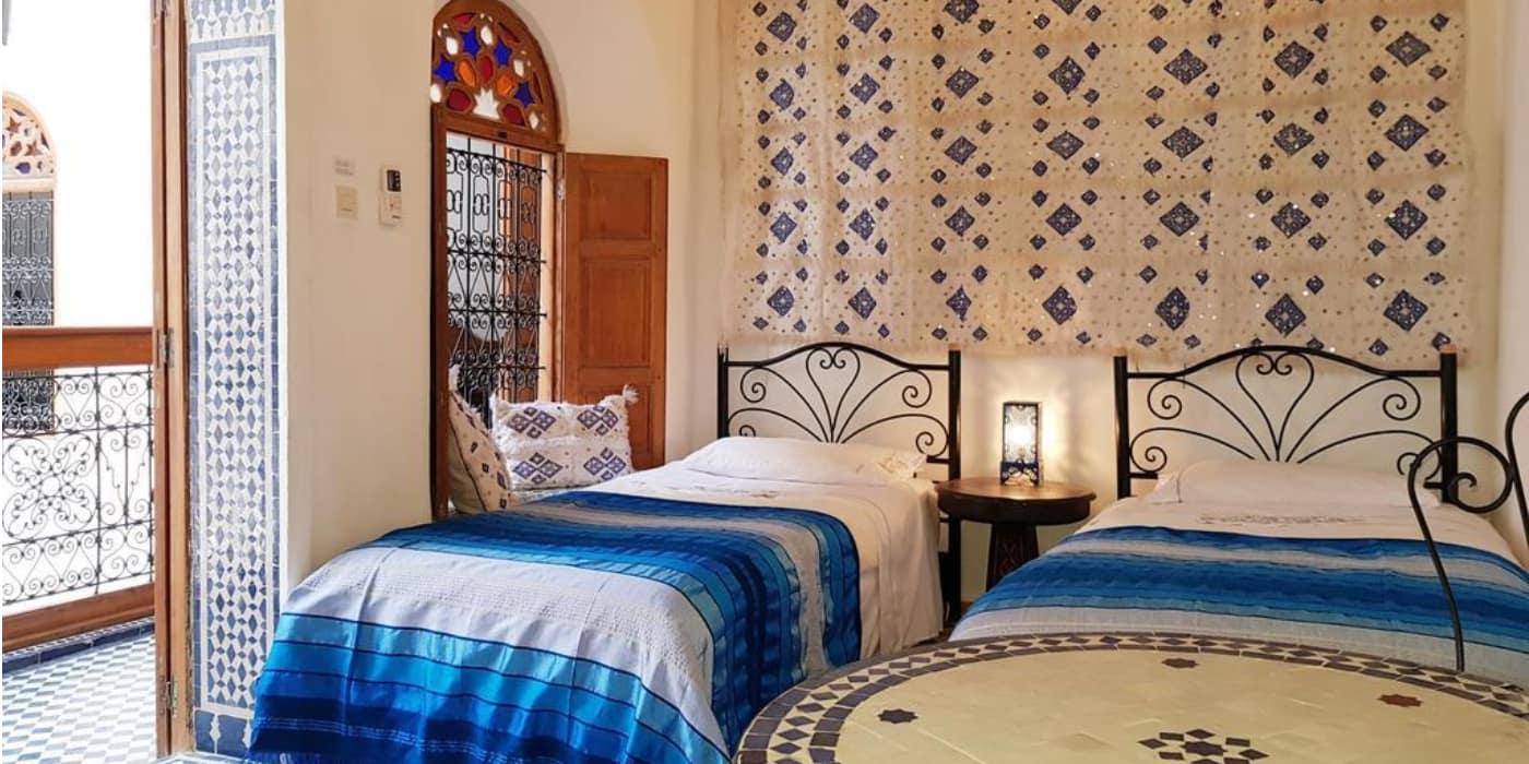 Riad Inspira Meknes Marokko