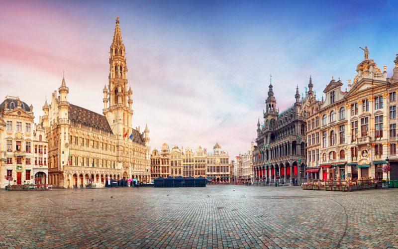 Waar overnachten Brussel Belgie6