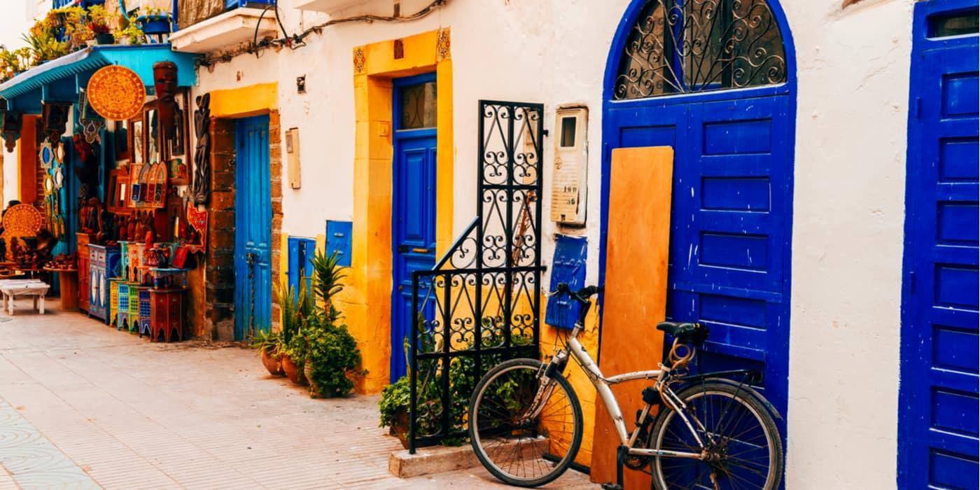 Waar overnachten in Essaouira Marokko1