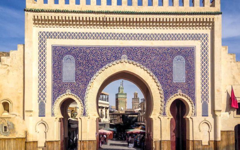 Waar overnachten in Fez Hoofdfoto