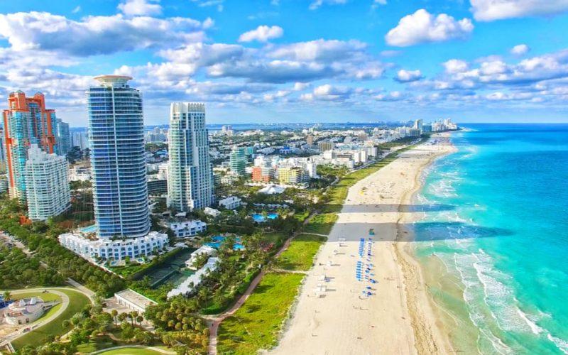 Waar overnachten in Miami USA