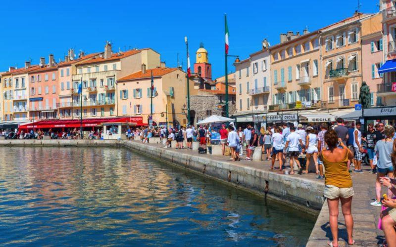 Waar overnachten in St. Tropez Frankrijk