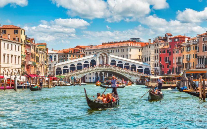 Waar overnachten in Venetie Italie