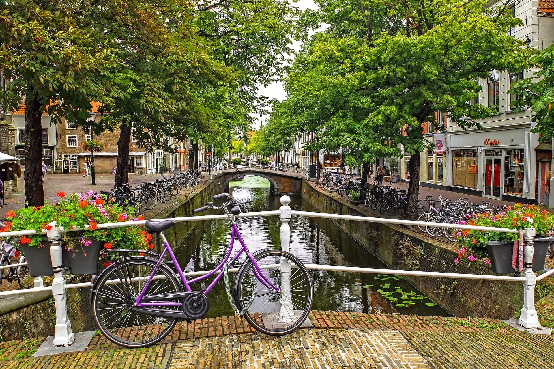 Waar overnachten in Delft