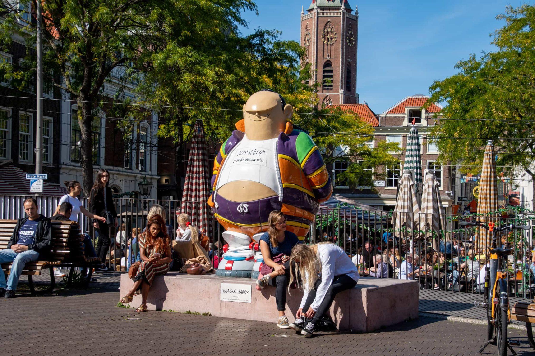 Waar overnachten in Den Haag1