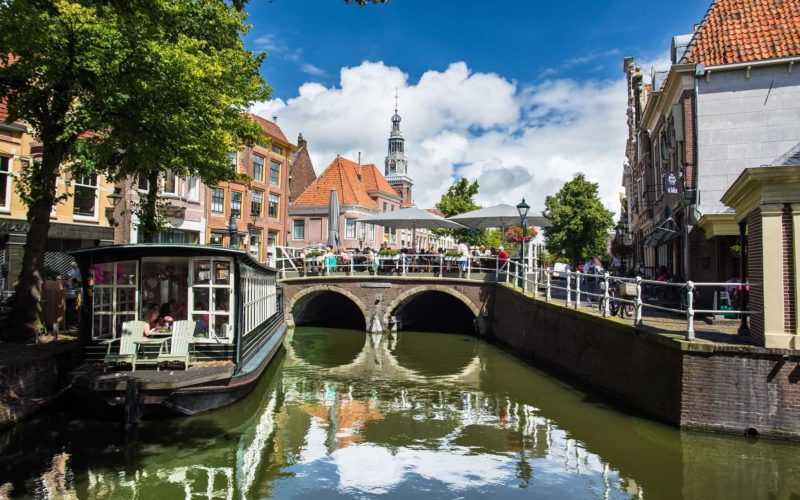 Waar overnachten in Alkmaar1