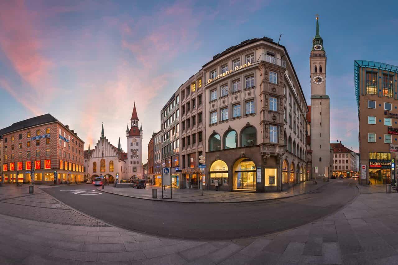 Hotel in Munchen