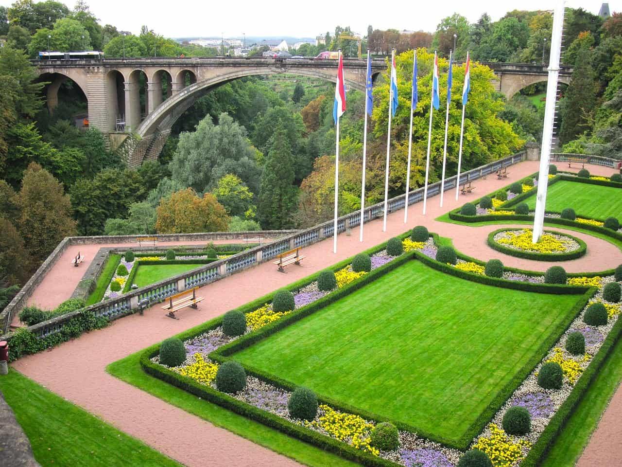 Hotels Kirchberg Luxemburg