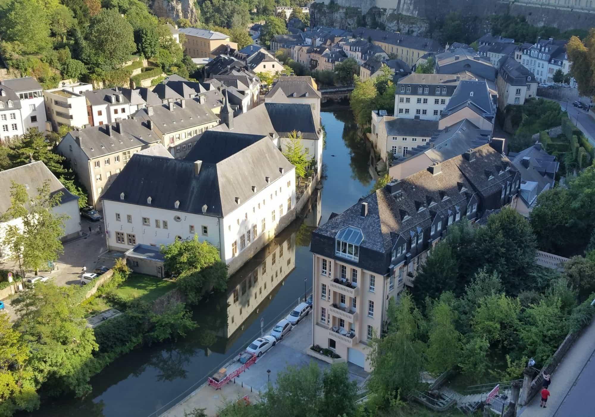 Overnachten in Luxemburg