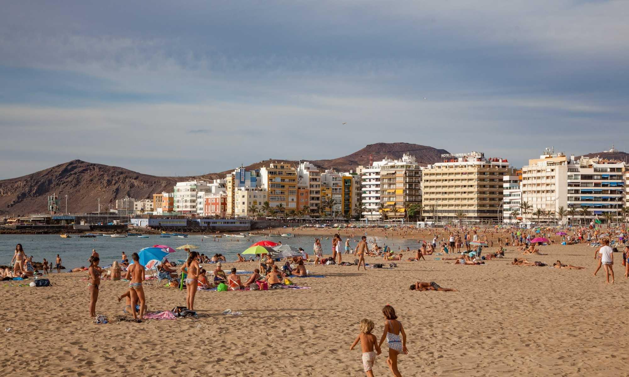 Hotels bij het strand Las Palmas