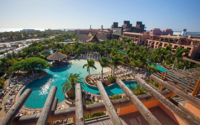 Lopesan Baobab Resort Boutique Hotel Gran Canaria