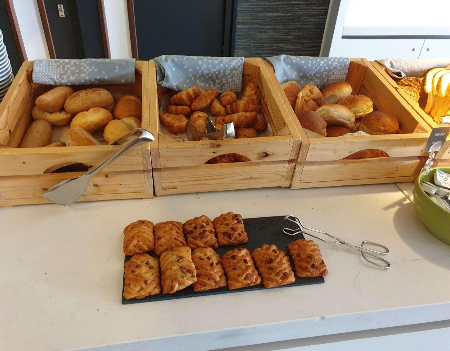 Ontbijt Mercure Nijmegen Broodselectie