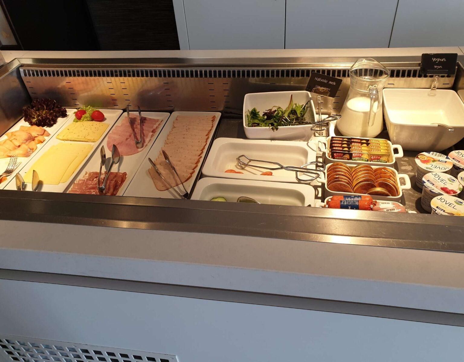 Ontbijt Mercure Nijmegen Beleg