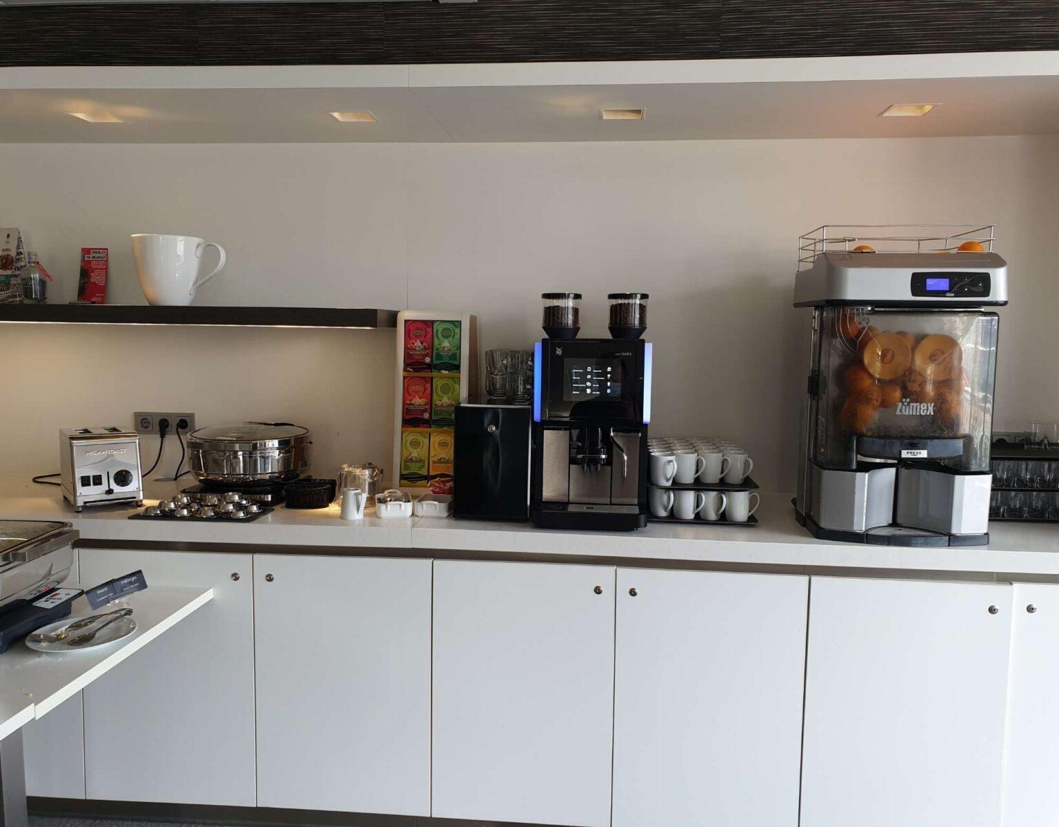 Ontbijt Mercure Nijmegen Vers Sap
