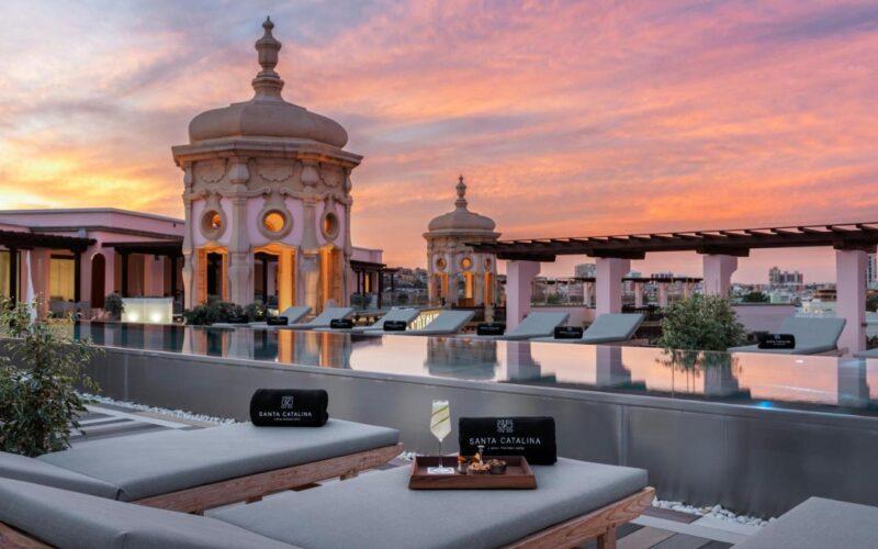 Santa Catalina Hotel Las Palmas
