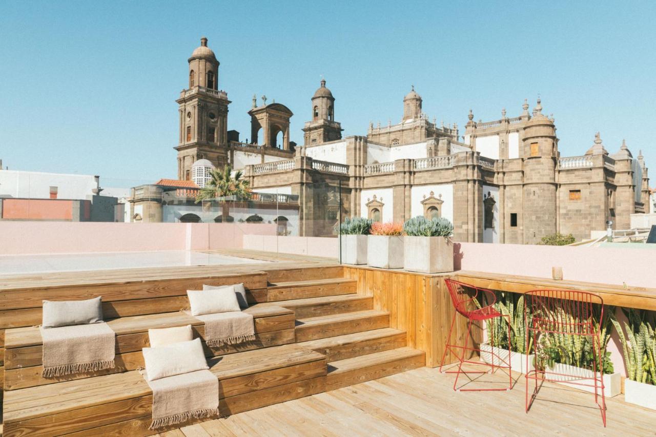 VEINTIUNO Emblematic Hotels Boutique Hotel Las Palmas