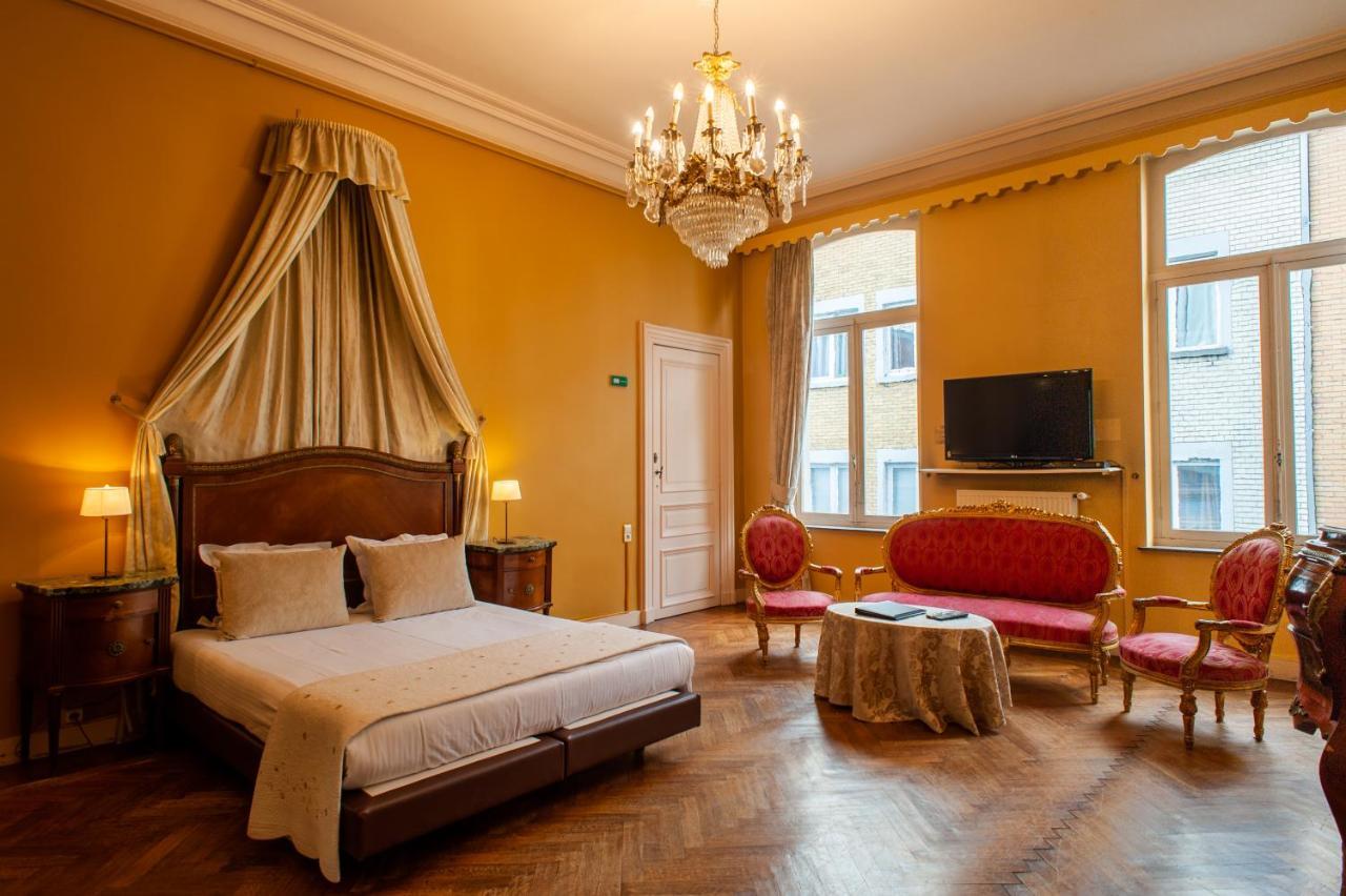 Charme Hotel Hancelot Overnachten in Gent