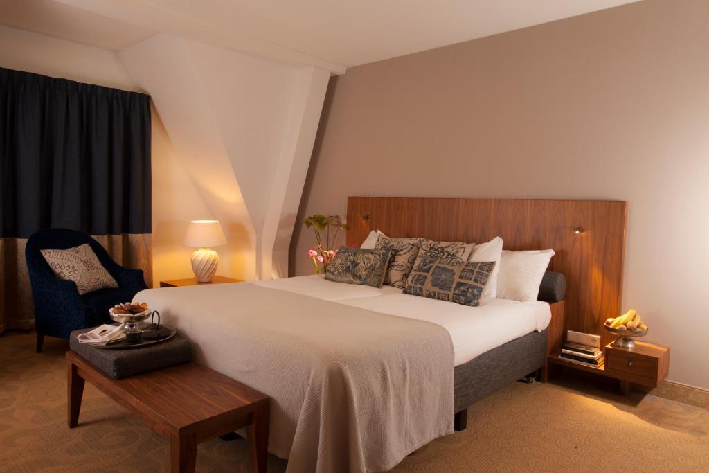 Grand Hotel Ter Duin Kamer met Sauna Booking