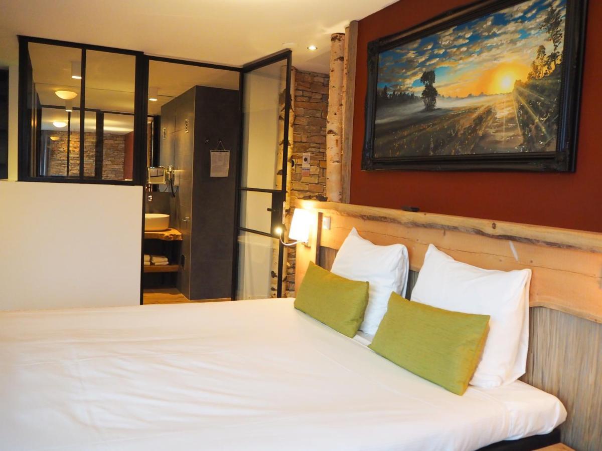Hotel Abdij de Westerburcht Kamer met sauna