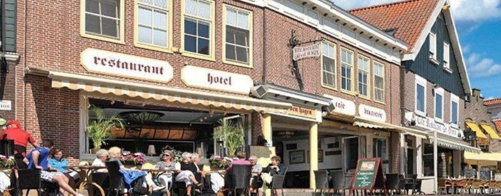 Hotel Cafe Restaurant Van Den Hogen - Overnachten Volendam   Booking.com