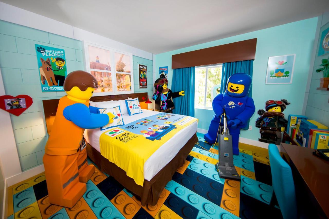 Hotel Legoland Overnachten Billund - Legoland
