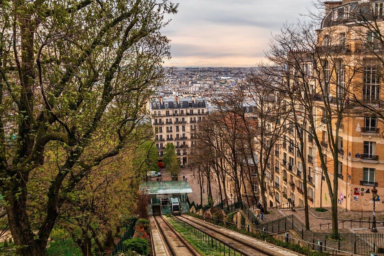 Hotel Montmartre - Overnachten in Parijs | Pixabay