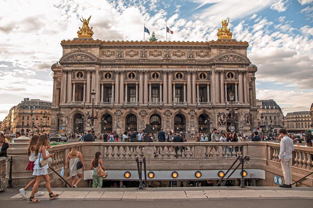 Hotel bij Opera - Overnachten in Parijs | Pixabay