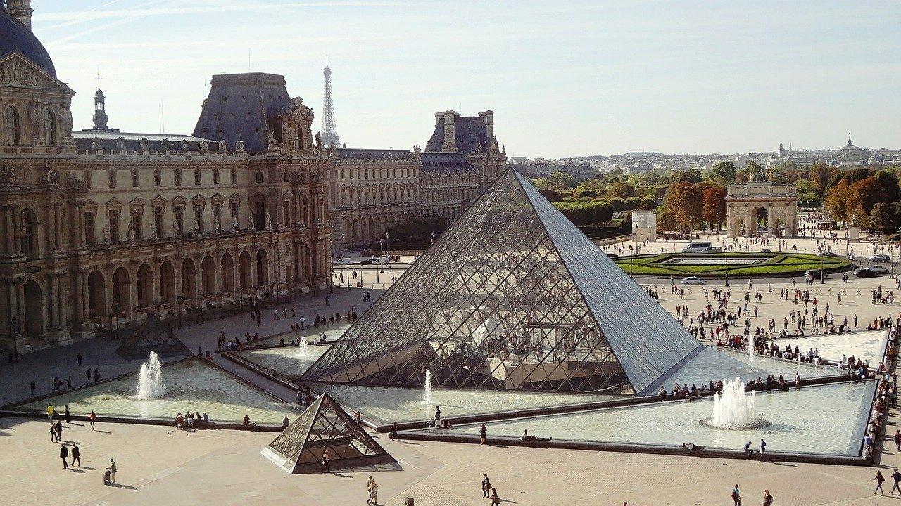 Hotel bij het Louvre - Overnachten in Parijs | Pixabay