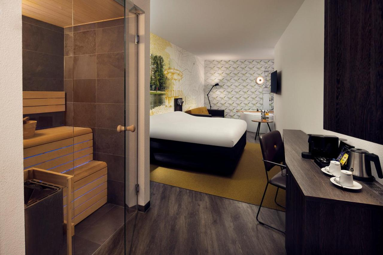 Inntel Hotels Amsterdam Centre Kamer met Sauna Amsterdam
