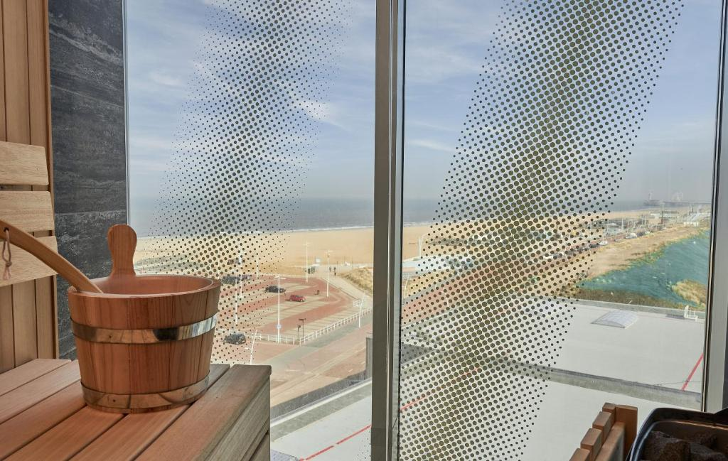 Inntel Hotels Den Haag Marina Beach Hotelkamer met sauna booking
